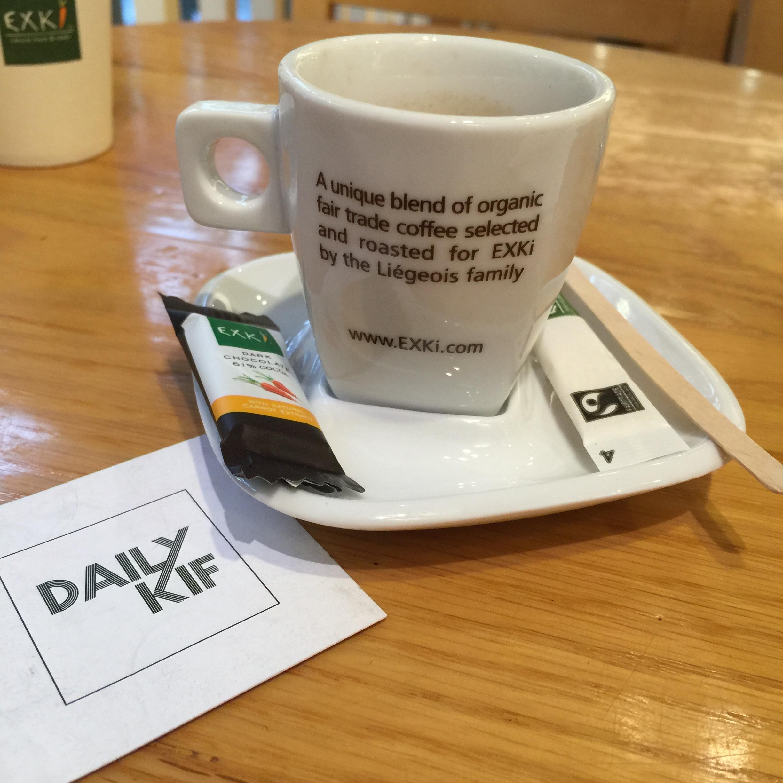 CAFÉ À PARTAGER