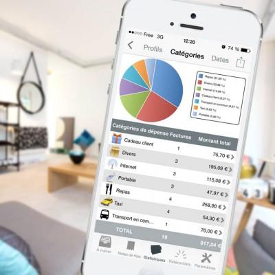 NotesdeFrais App 1