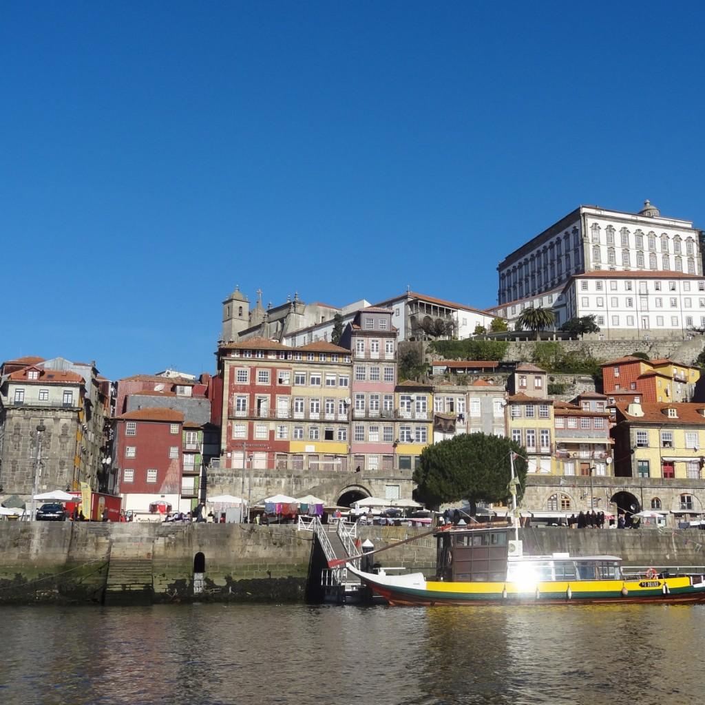 Porto, Portugal, Ribeira