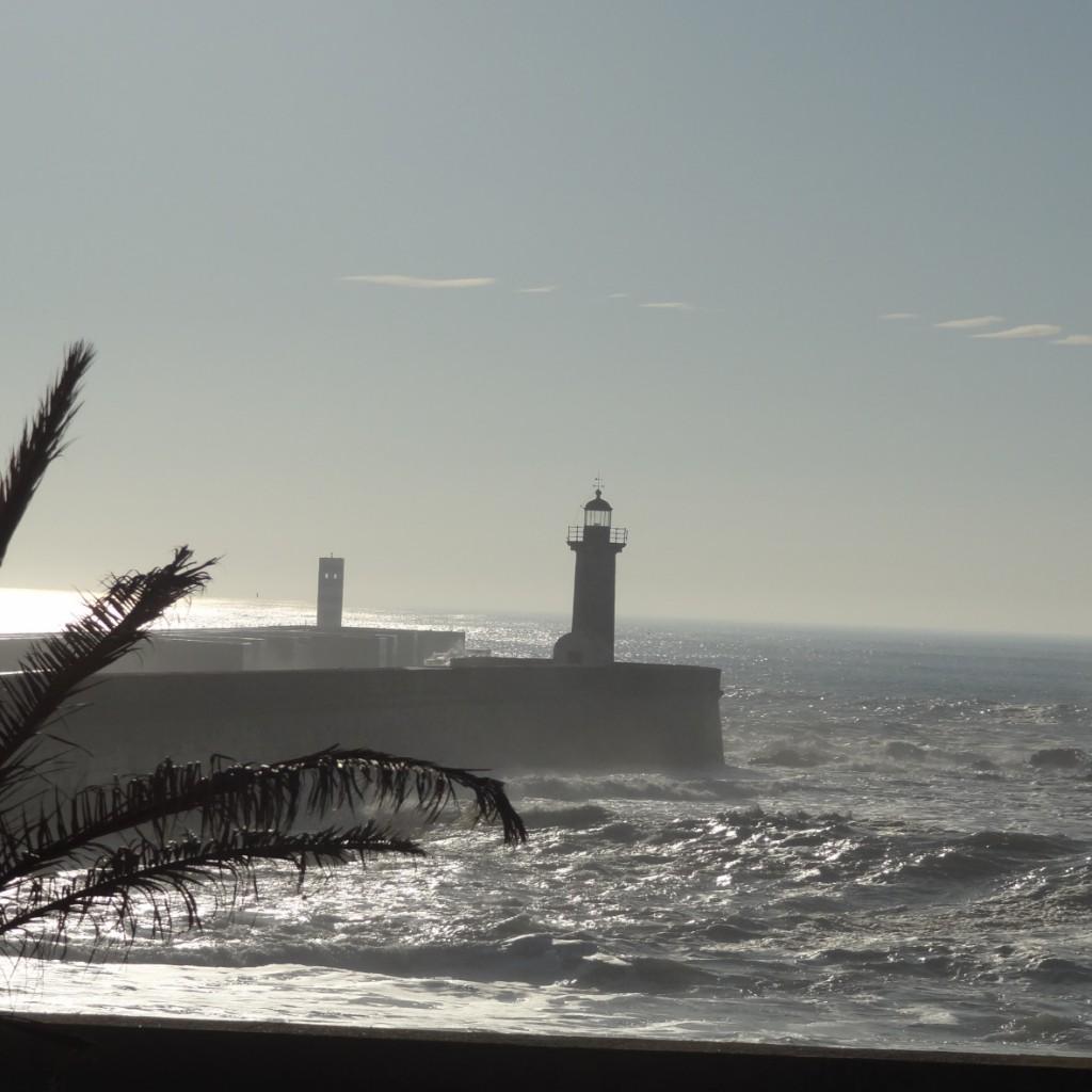 Porto portugal phare plage