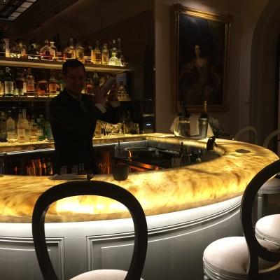 Bar du Lancaster
