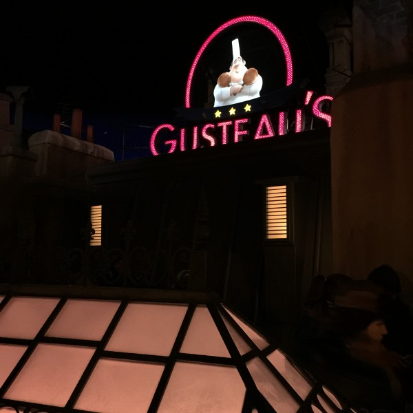 Gusteau accueil