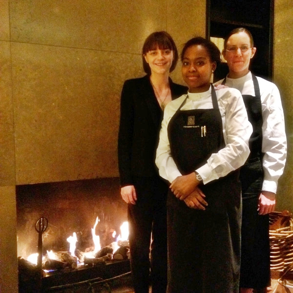 L'équipe du bar de l'hôtel Montalembert, Paris, Saint-Germain-des-Prés