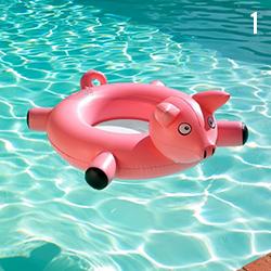 01 bouee-piscine-enfant-piggy-cochon