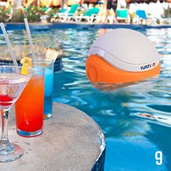 09 haut parleur piscine speaker pool