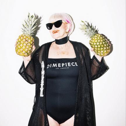 BaddieWrinkle Instagram Sensation Dimepiece StateofMind