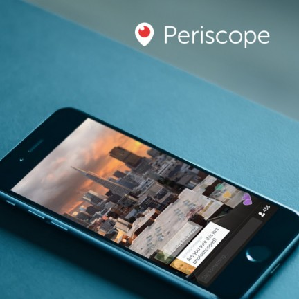 periscope application