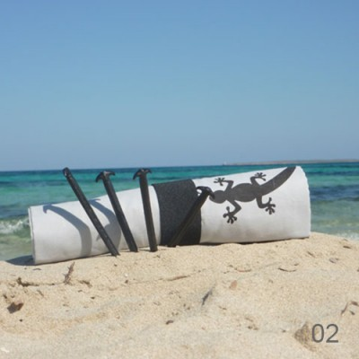 INDISPENSABLE plage serviette sans sable obaba 04