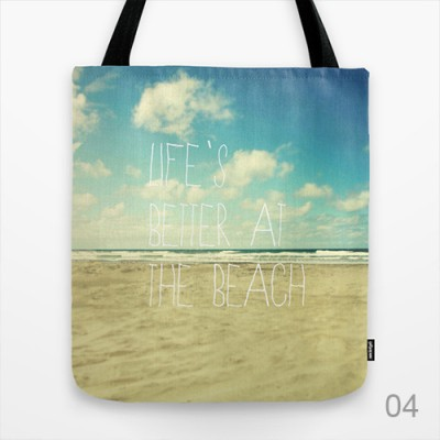INDISPENSABLE plage totebag 01
