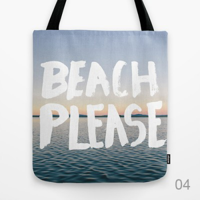 INDISPENSABLE plage totebag 02