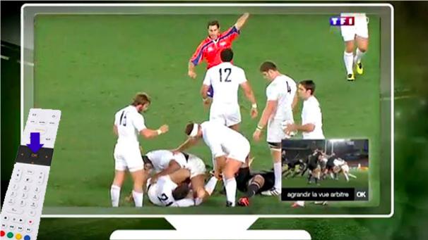 camera gopro livebox match rugby