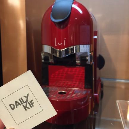 Machine à café Habitat Lui L'Espresso