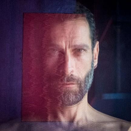 john armstrong photo autoportrait