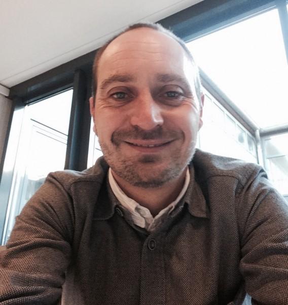 Rémy Poirson, tout sourire, s'est prêté au jeu du selfie !