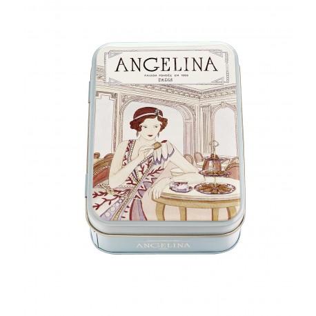 Crêpes dentelle au chocolat, Angelina