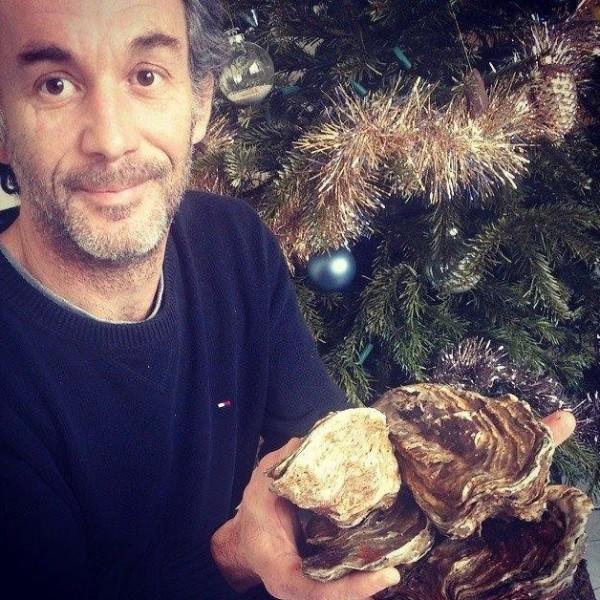 Fabrice Gass et son selfie de Noël !