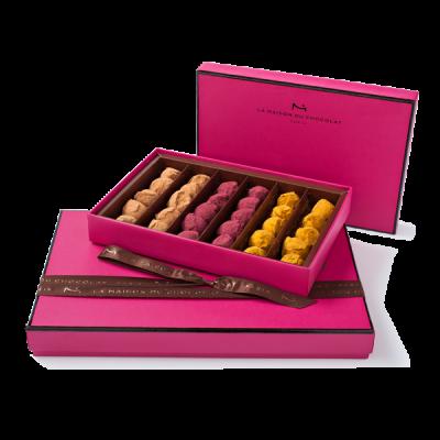 Truffes parfumées, La Maison du Chocolat